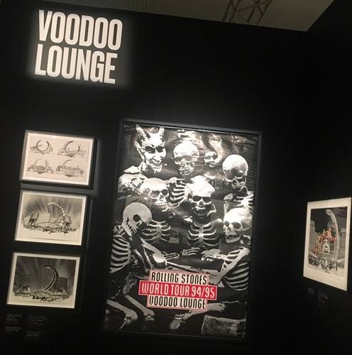 Voodoo Lounge Tour